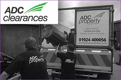 House clearance from ADC Property Solutions